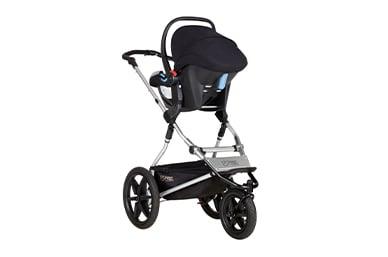 un système de voyage actif tout terrain pour votre nouveau-né