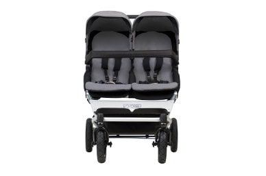 transitions to a double buggy
