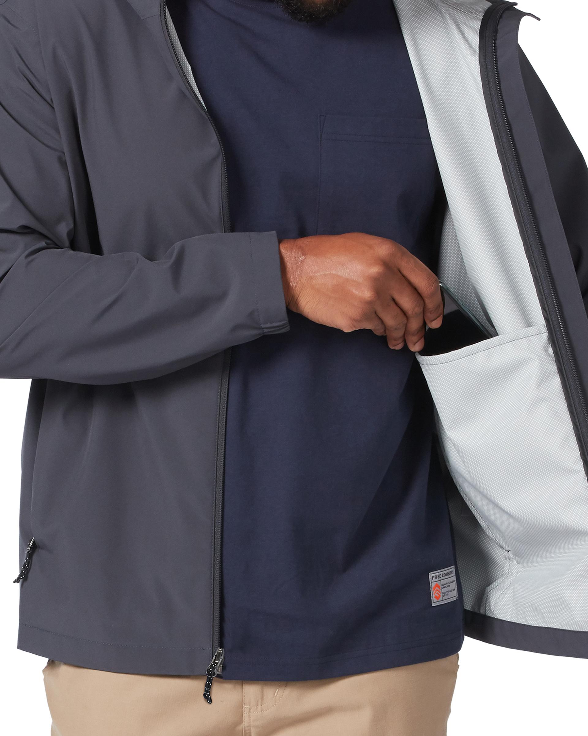 Men's Hydro Lite Spectator Waterproof Jacket