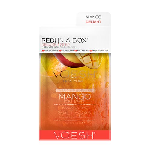 Pedi in a Box 4 Step Best Seller Trio ($21 value)