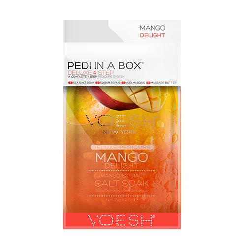 Pedi in a Box 4 Step Fruity Trio ($21 value)