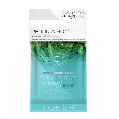 Pedi in a Box 4 Step Herb Trio ($21 value)
