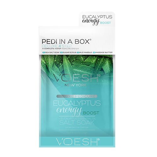 Pedi in a Box 4 Step Fresh Trio ($21 value)