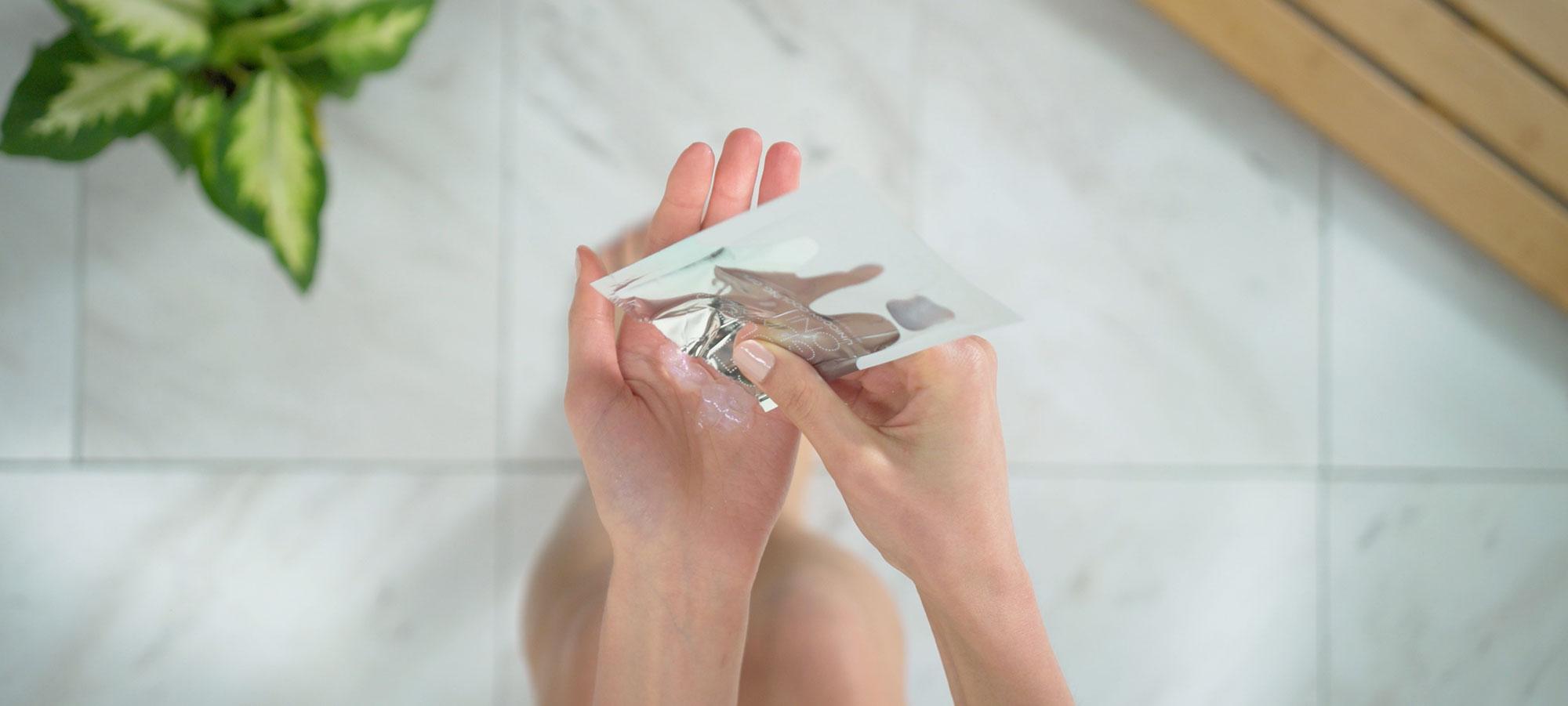 Unicorn Pedi in a Box Glimmer