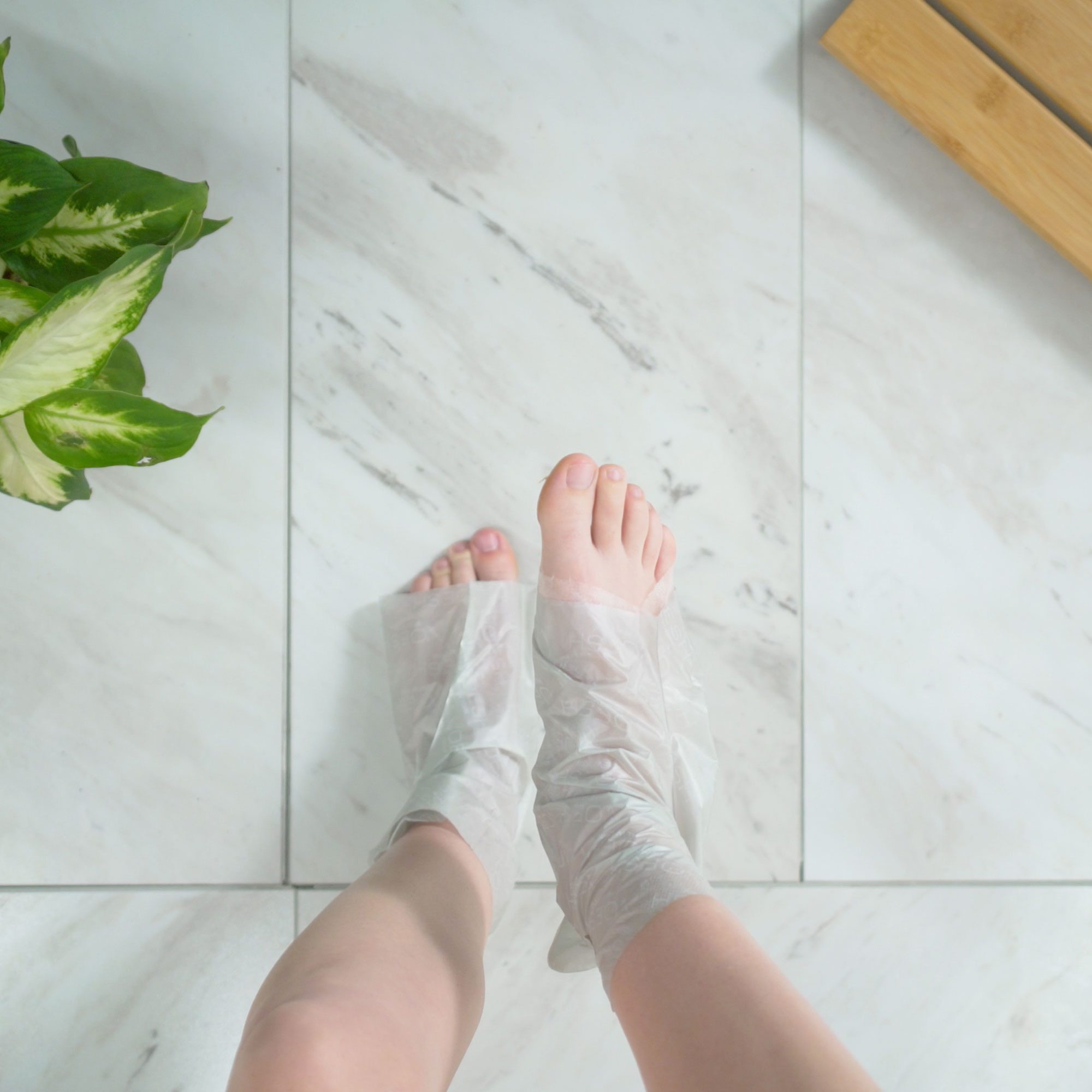 Collagen Socks with Peppermint Oil