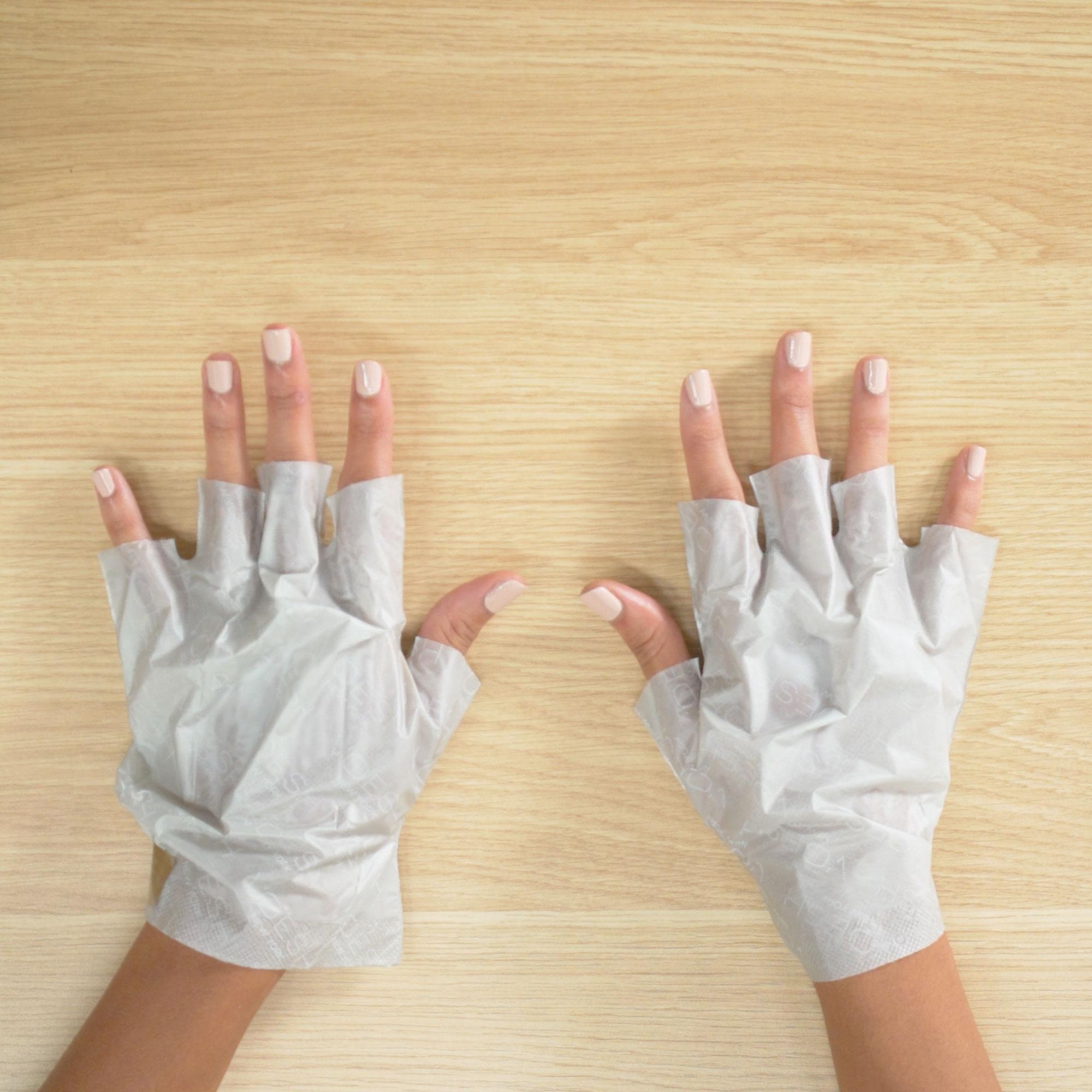 Collagen Gloves with Hemp Oil