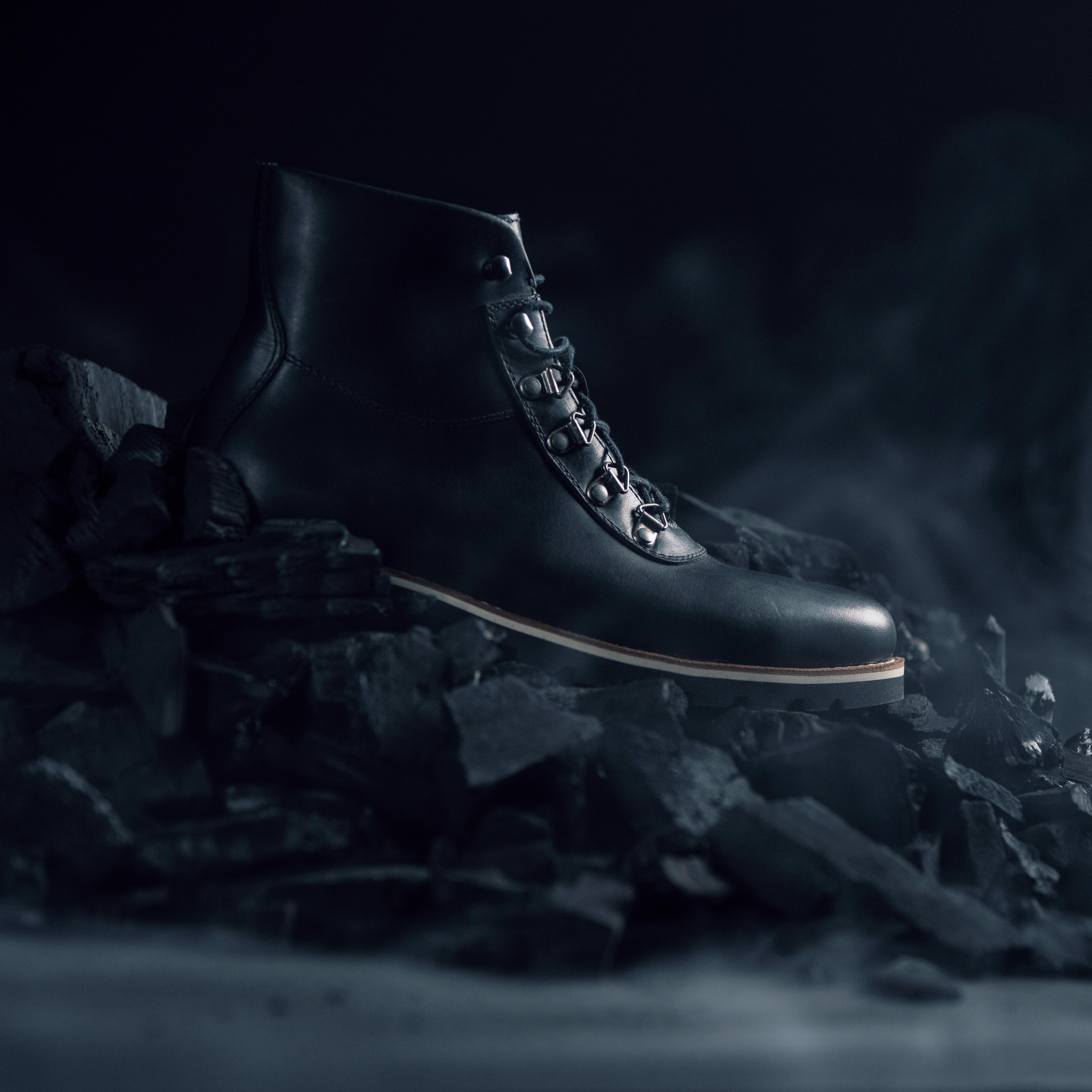 Death & Co. Ryder Black being worn