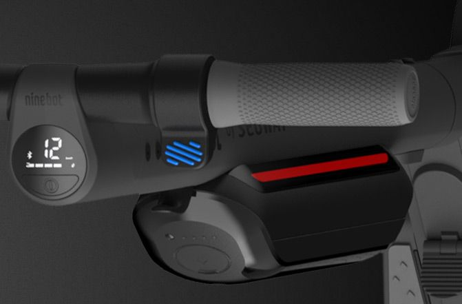 Segway Ninebot Kickscooter ES4 e-Scooter