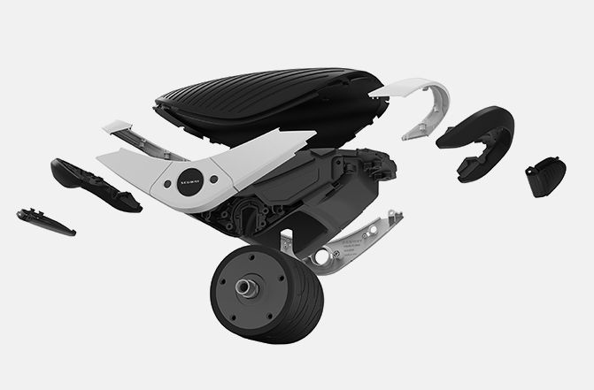Segway Ninebot Drift W1 e-Skates