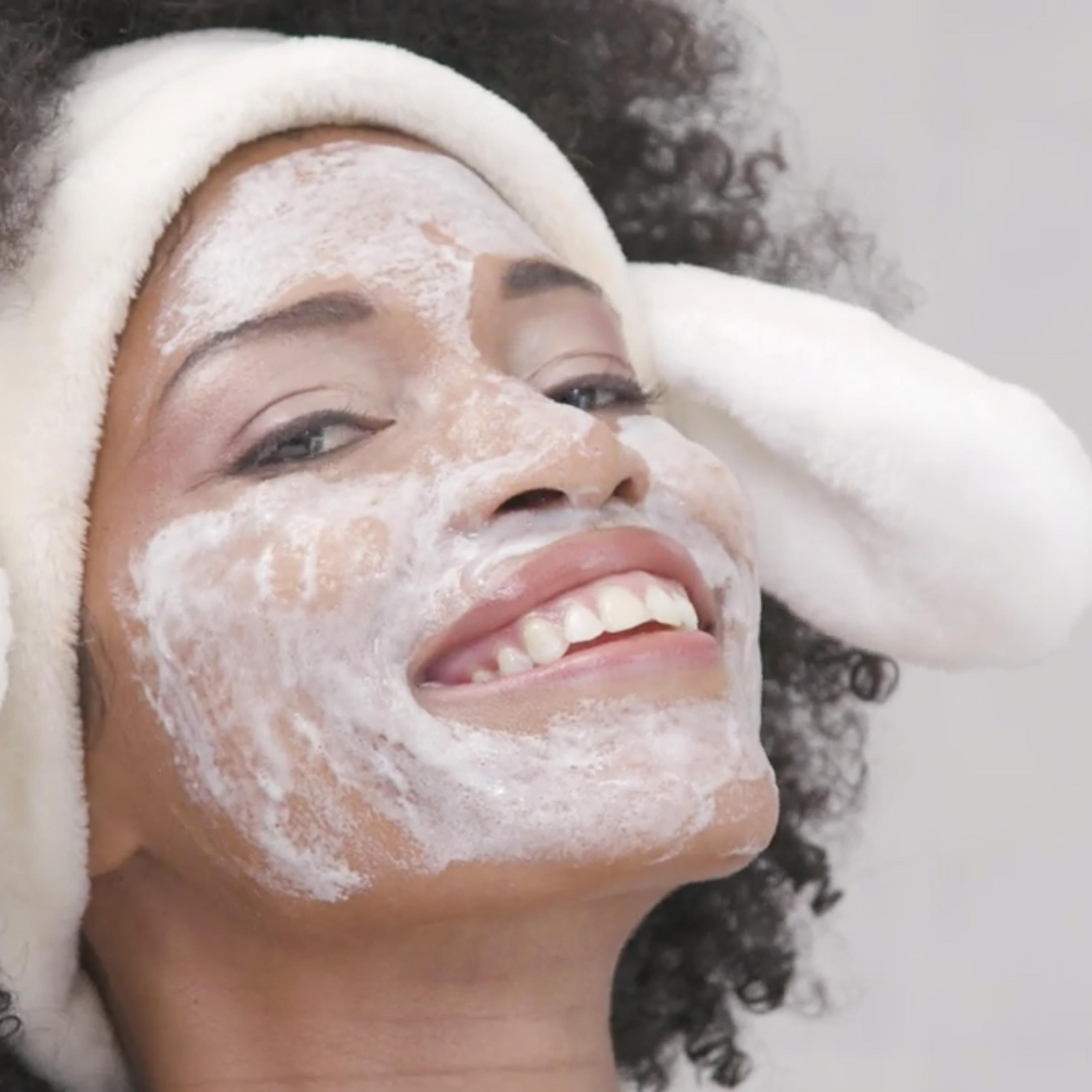 Milk Foam Calming Bubble Mask