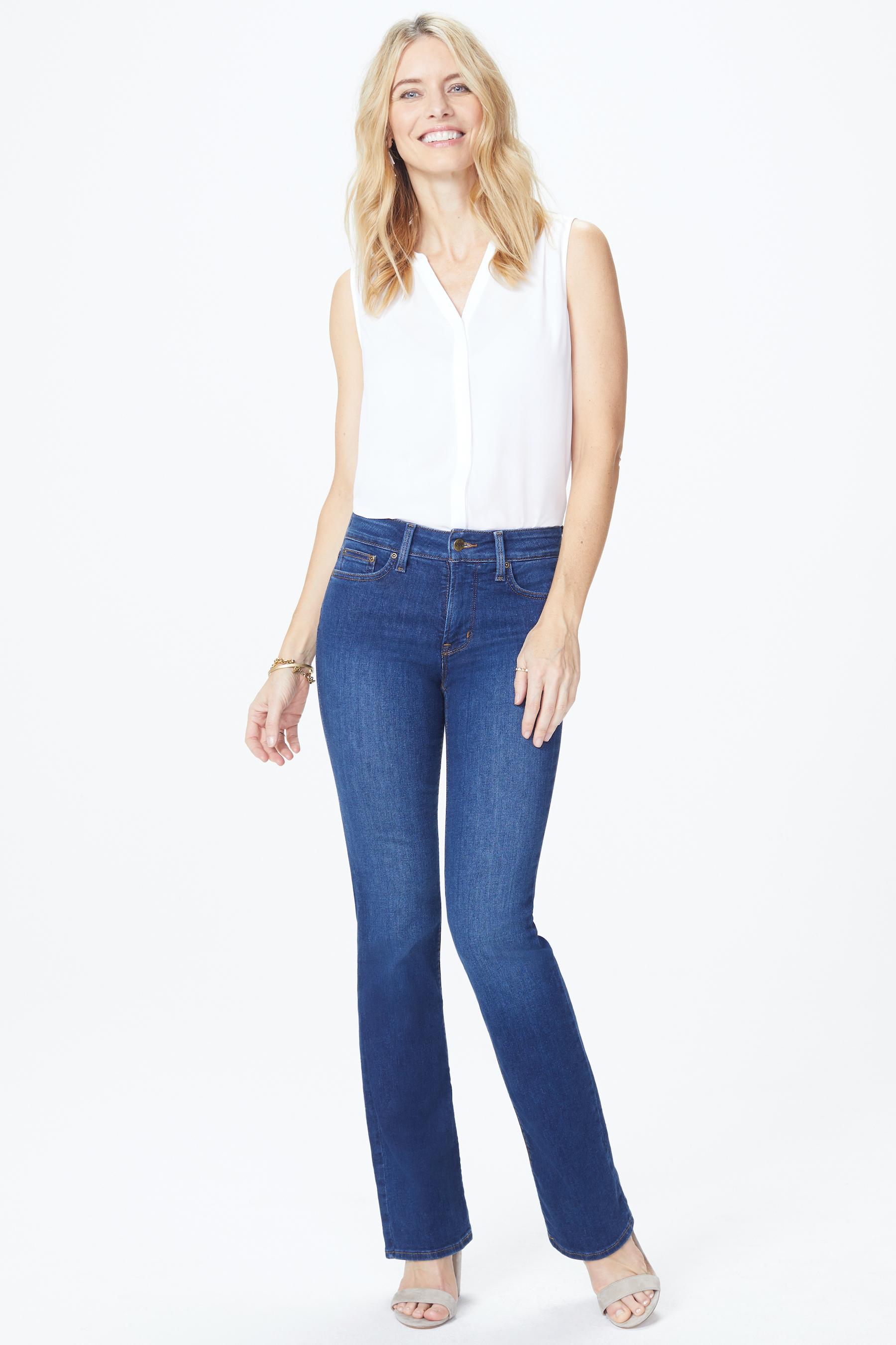 PRE ORDER NYDJ Barbara Bootcut Denim Jeans -Cooper - Front