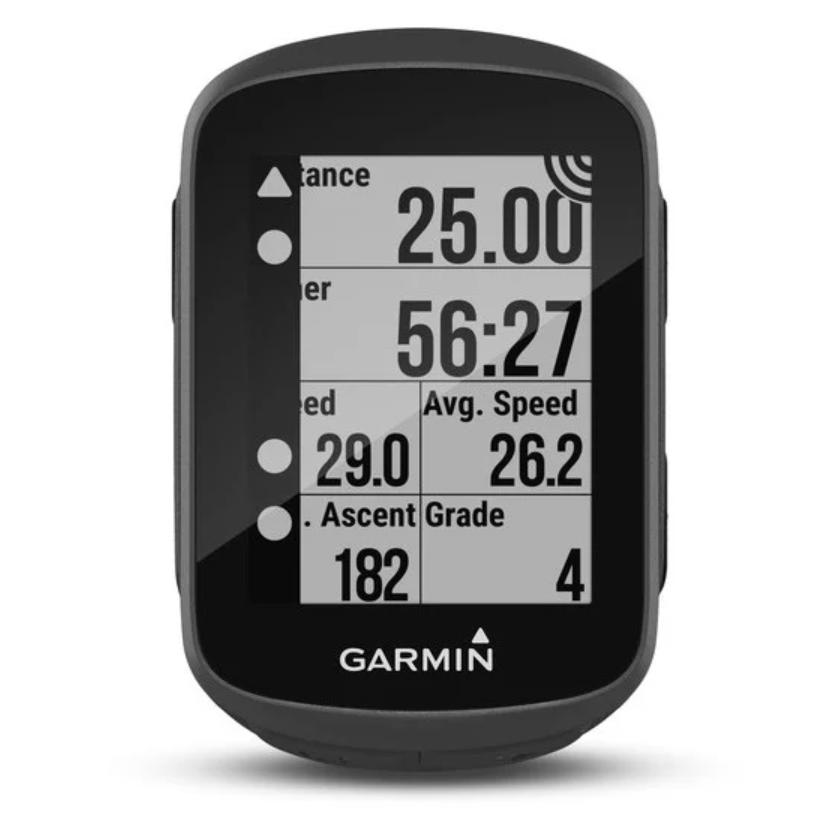 Garmin Edge 130 PLUS GPS Bike Computer and HRM Bundle