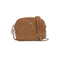 SAC XS GIULIA - DAIM INDIAN TAN