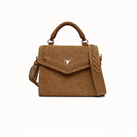 SAC XS JOÉ - DAIM INDIAN TAN