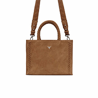 SAC MINI CHARLIE - DAIM INDIAN TAN