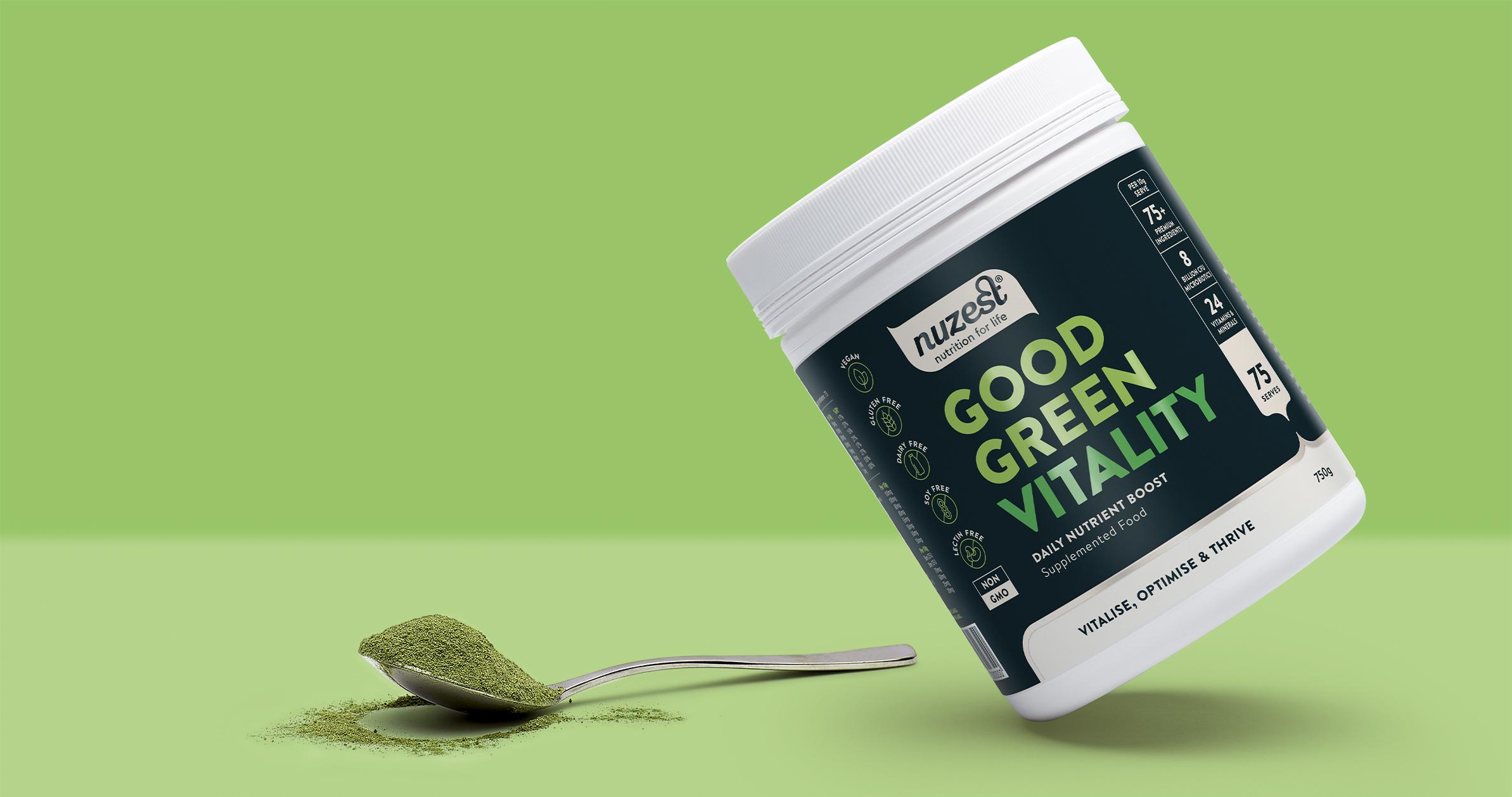 Good Green Vitality