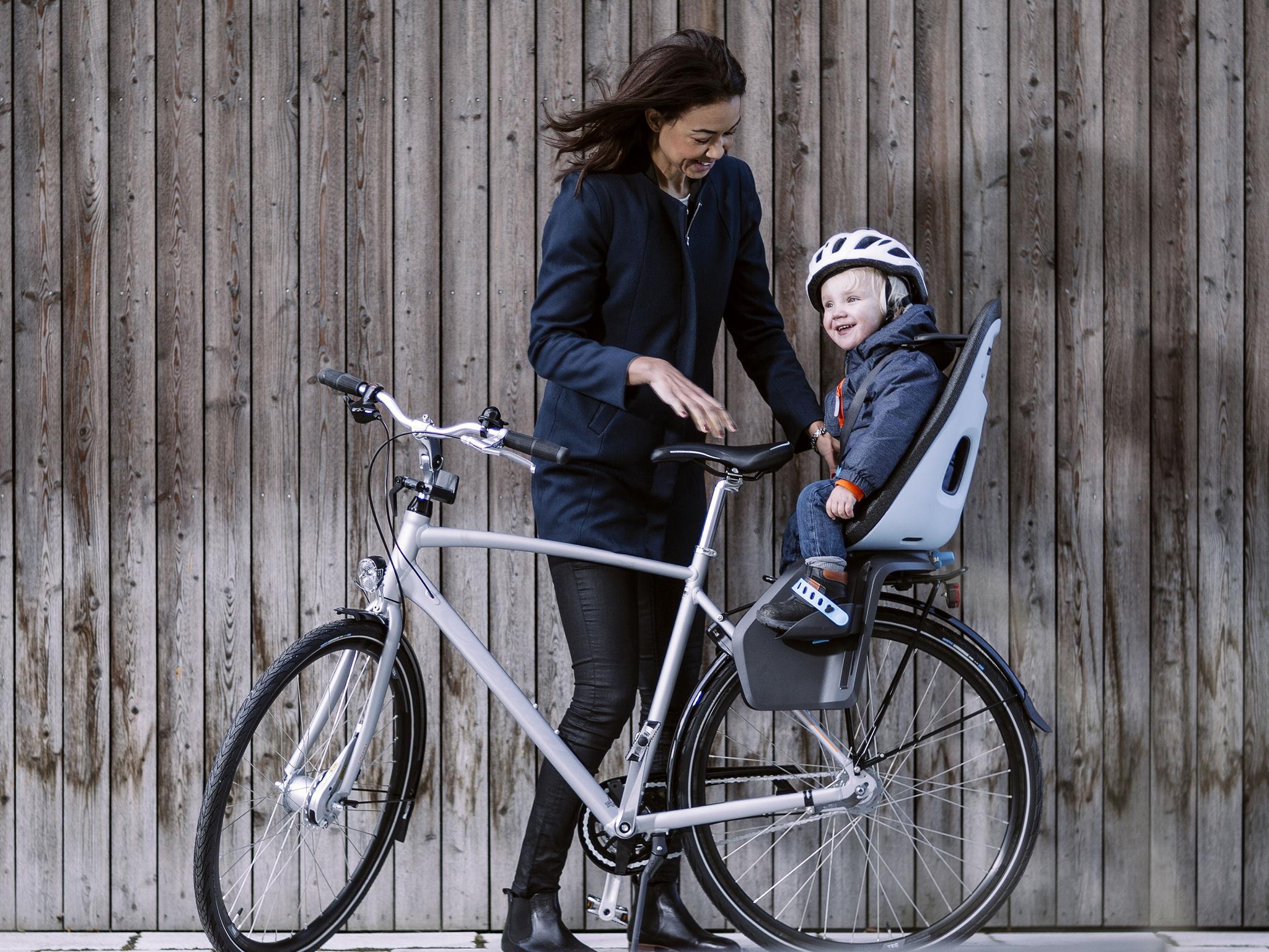 Thule Yepp Nexxt Maxi Child Bike Seat - Rear Frame Mount