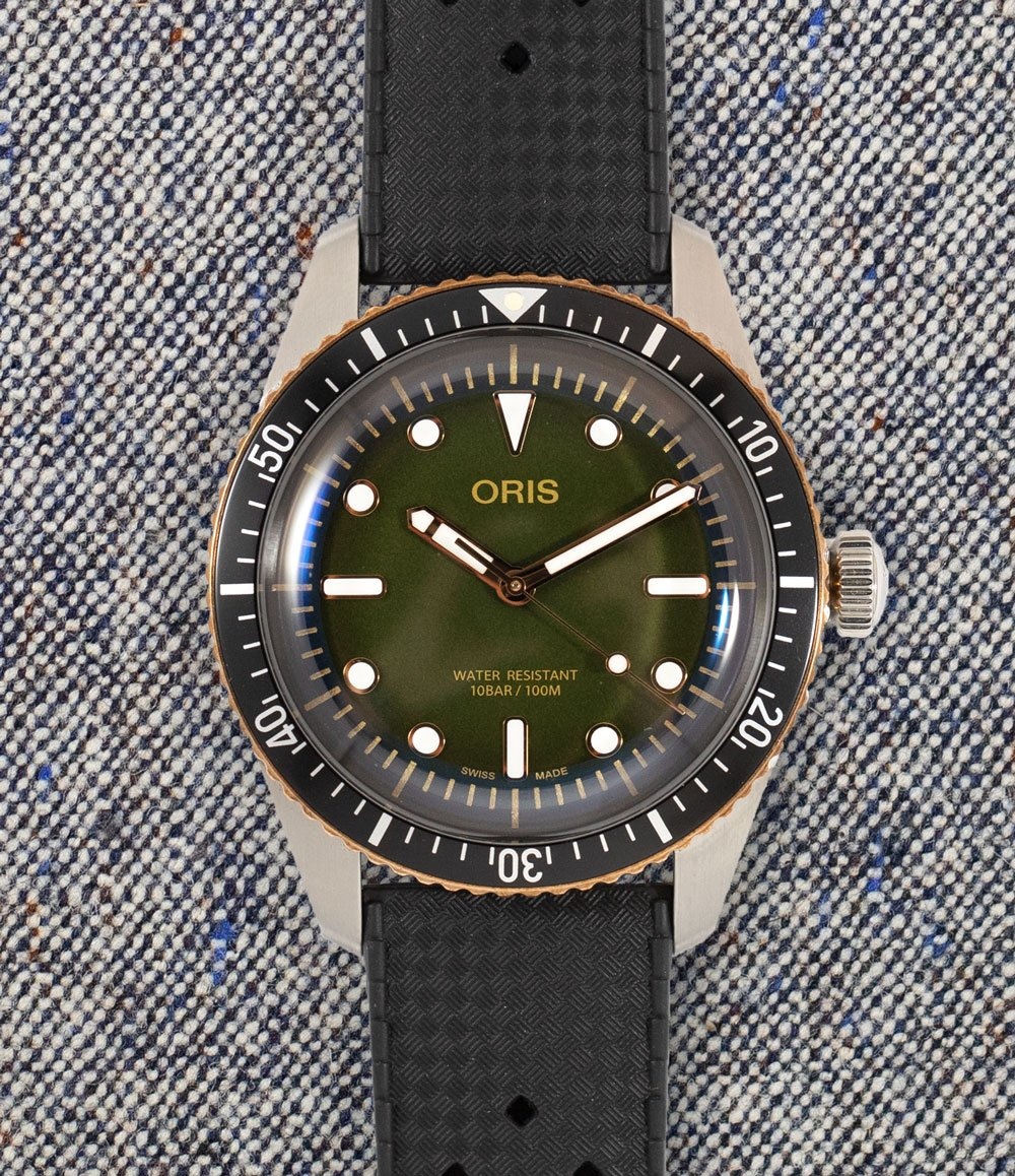 Divers Sixty-Five Timeless Edition