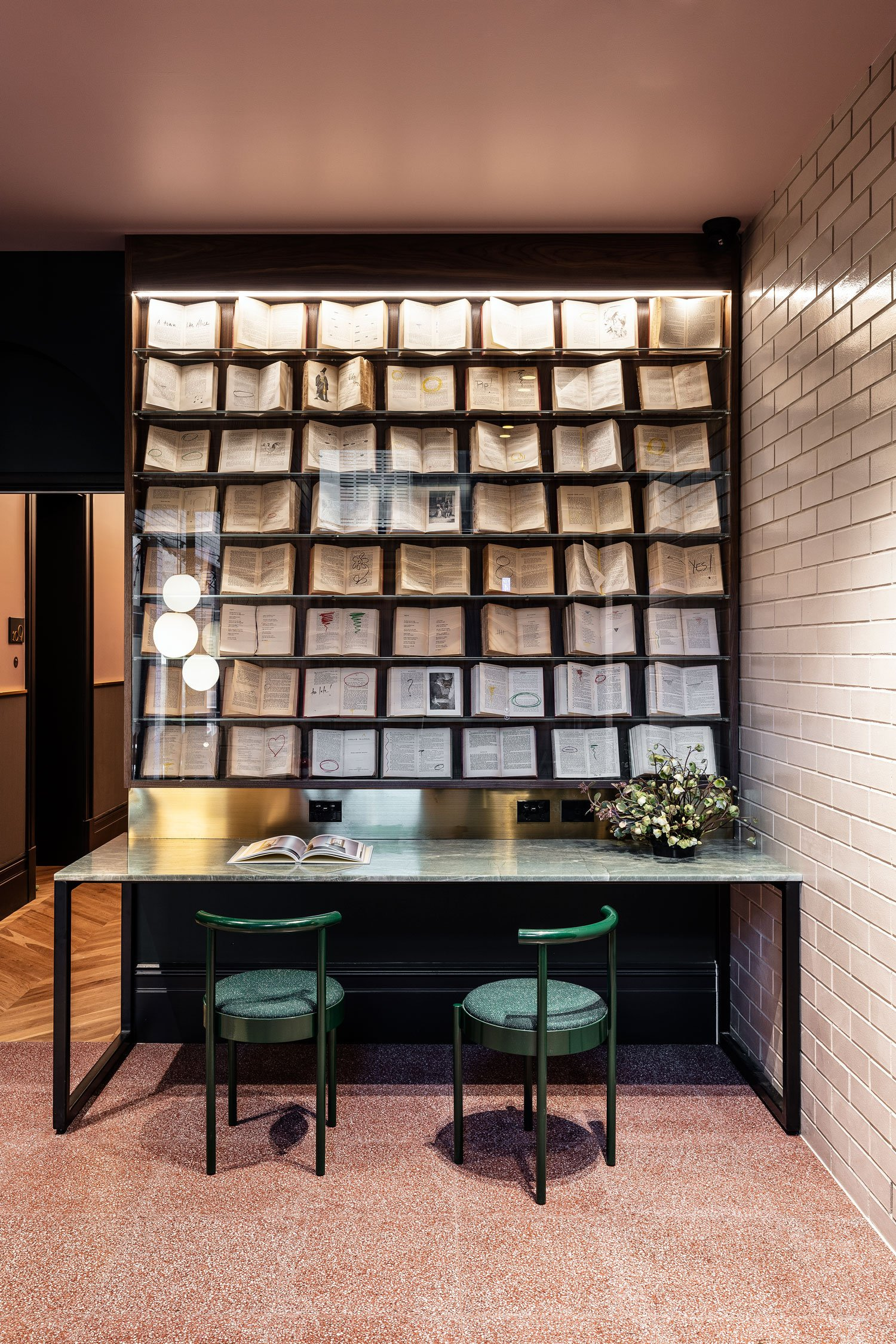 Little Albion Hotel Sydney by Alessi Design