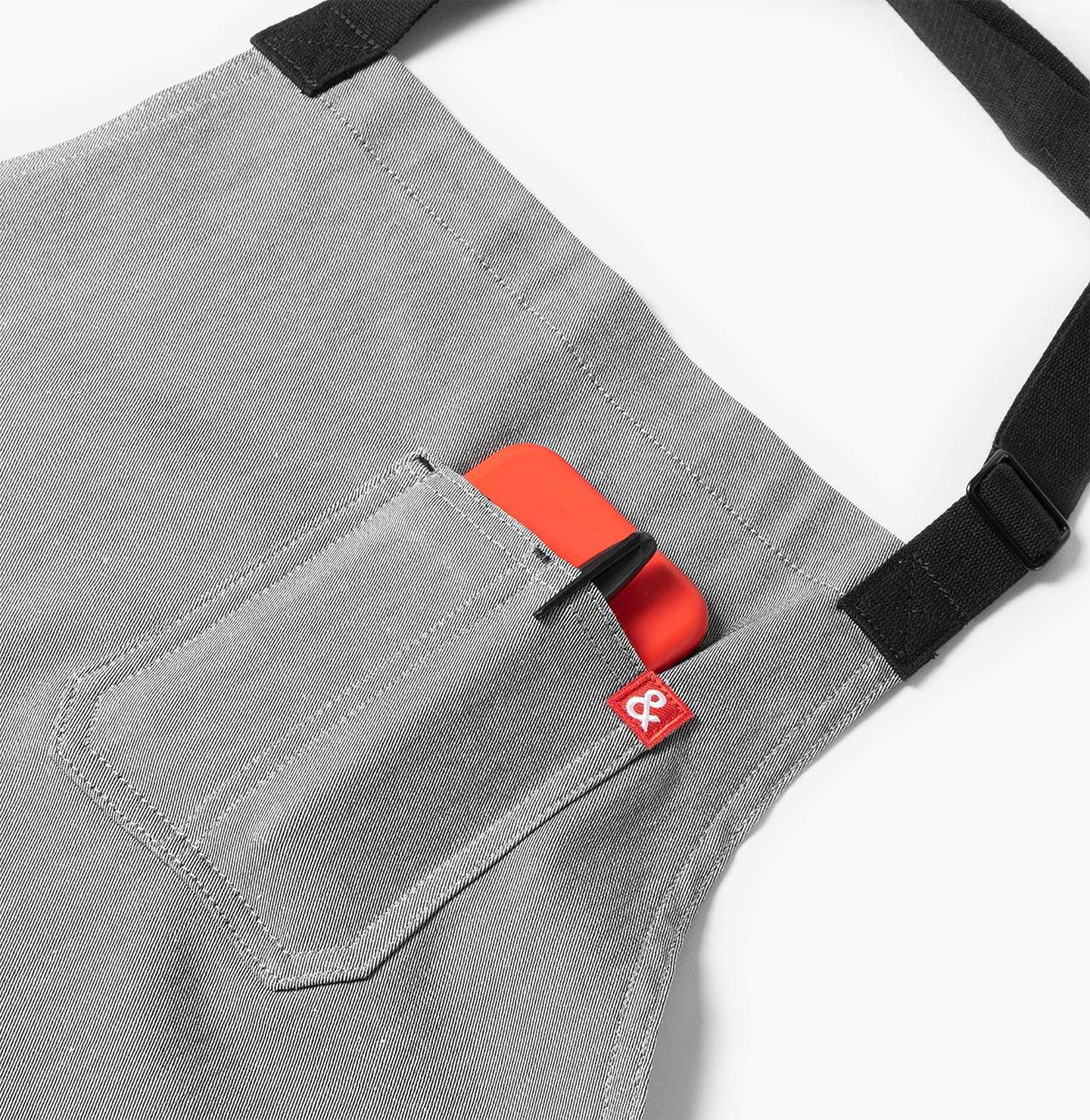 Stacked Chest Pocket
