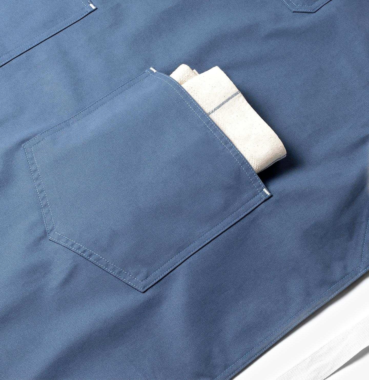 Double Lap Pocket