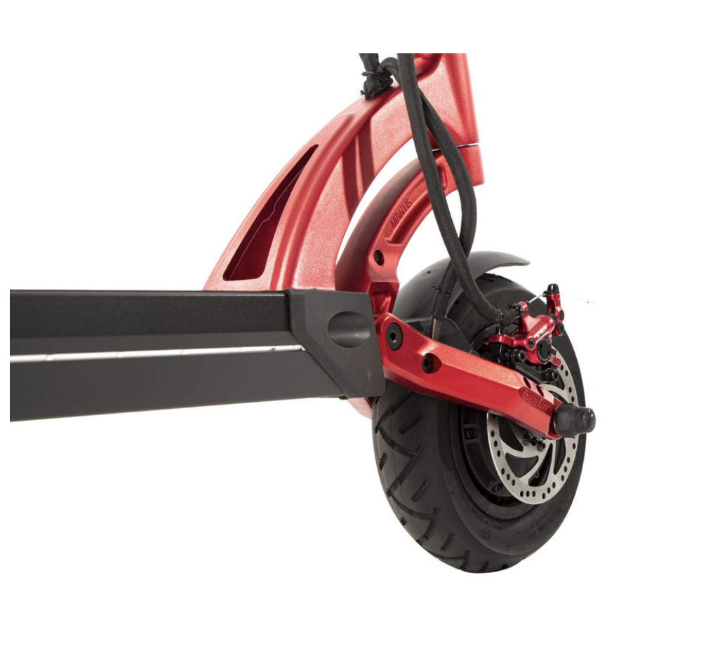 Kaabo Mantis 10 Duo Dual Motor Electric Scooter