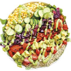 Shake on Salad