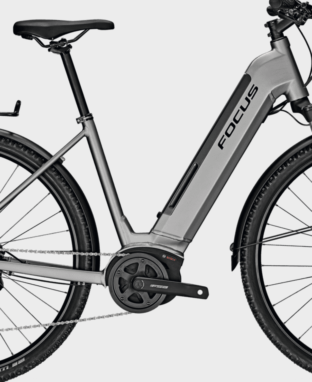 Focus Planet² 5.8 Wave Frame e-Bike - 2021