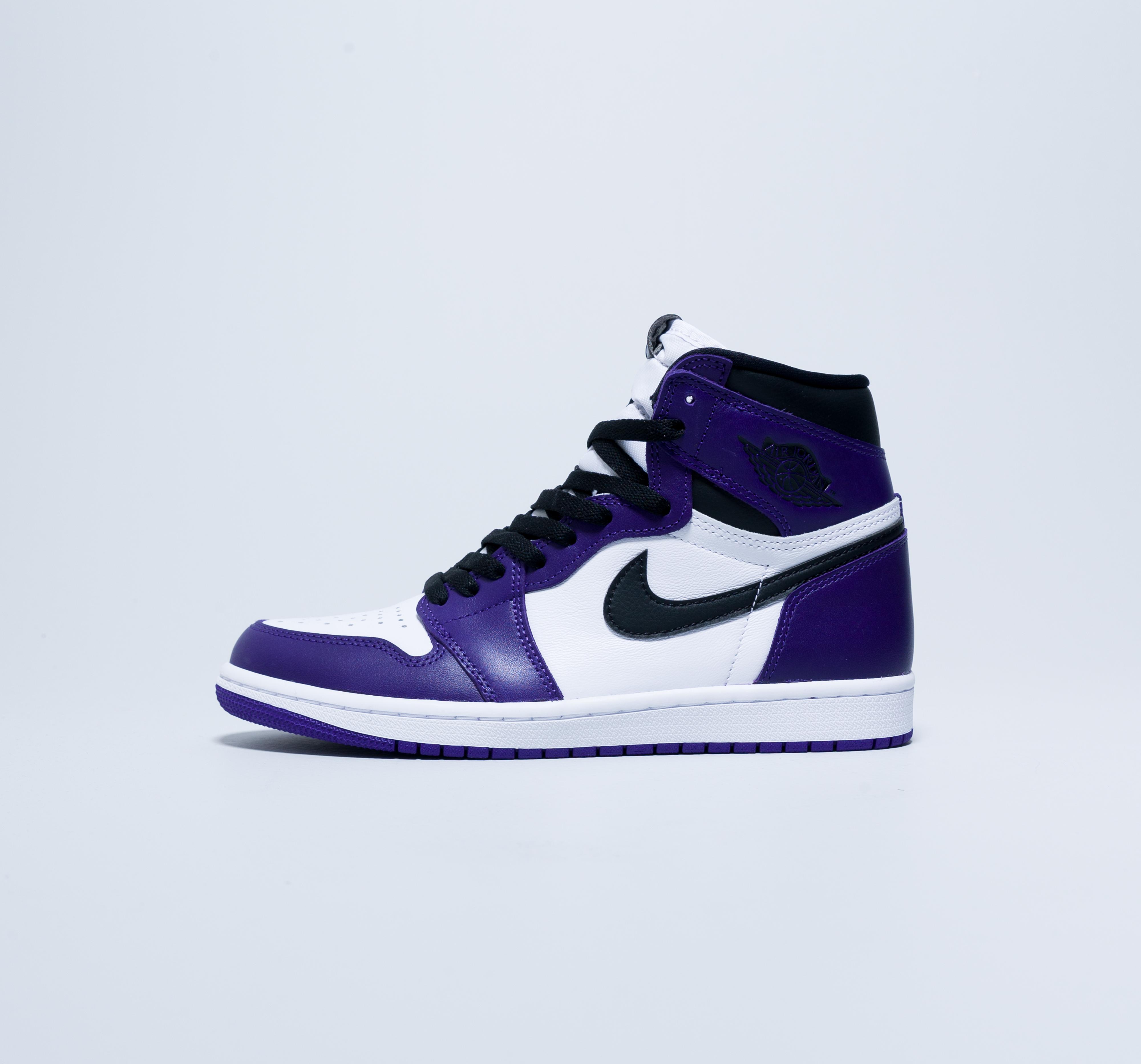 Jordan - Air Jordan 1 Retro High OG - Court Purple/Black-White - Up There