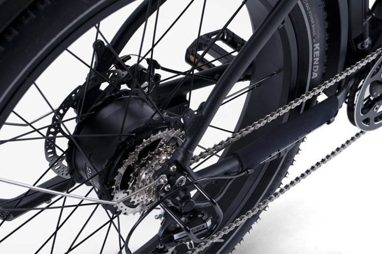 RadRhino Electric Fat Bike Version 5 - 250Wkey feature 5