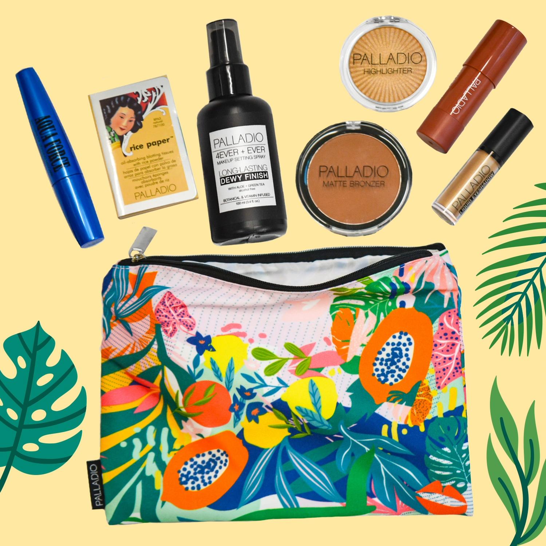 Summer Essentials Makeup Kit Palladio