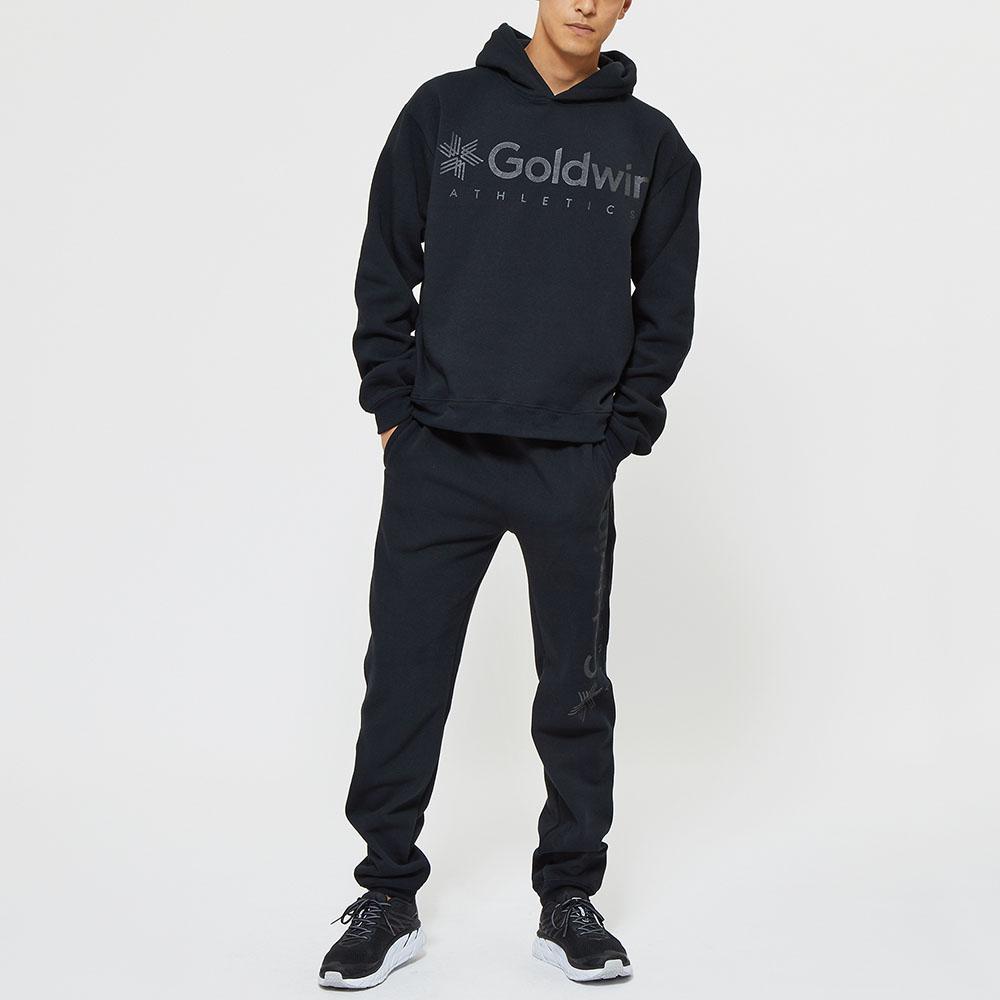 "Model: Height 6'0"" | Wearing: BLACK / M"