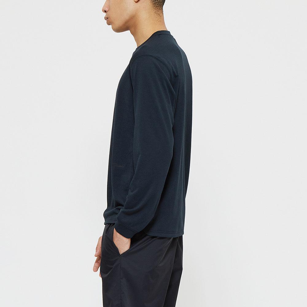 "Model: Height 5'8"" | Wearing: BLACK / S"