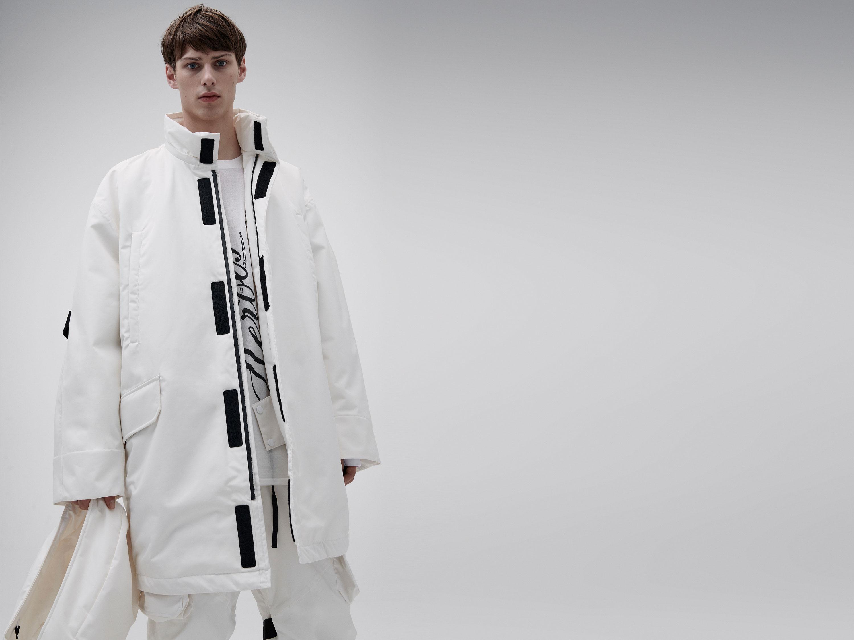Raf Simons X Templa - Men's Oversized Wadded Ski Jacket