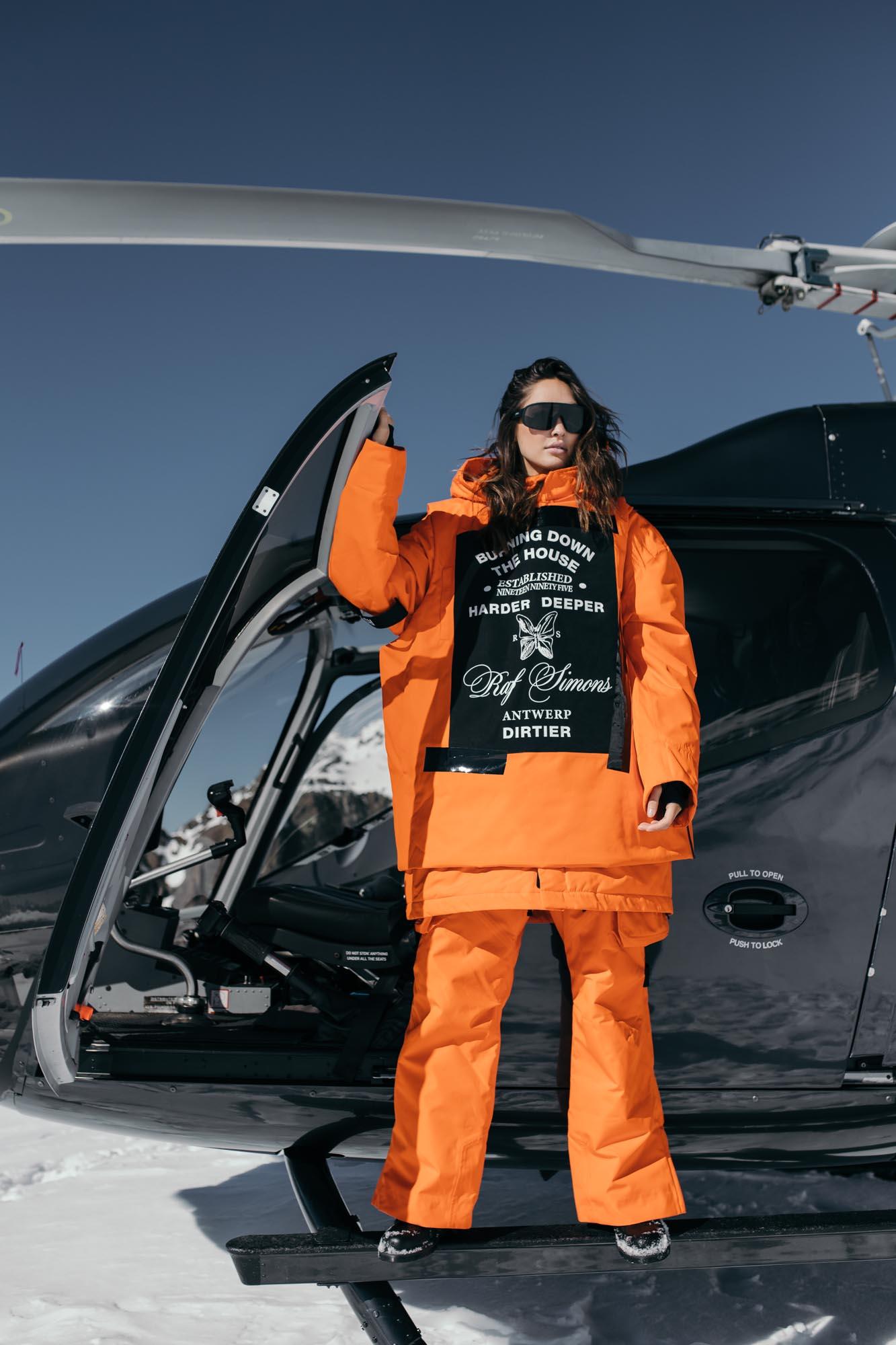 Raf Simons X Templa - Women's Wadded Ski Pant