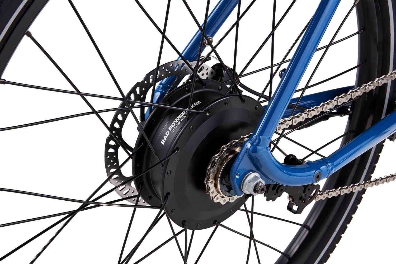 RadMission Electric Metro Bike key feature 2