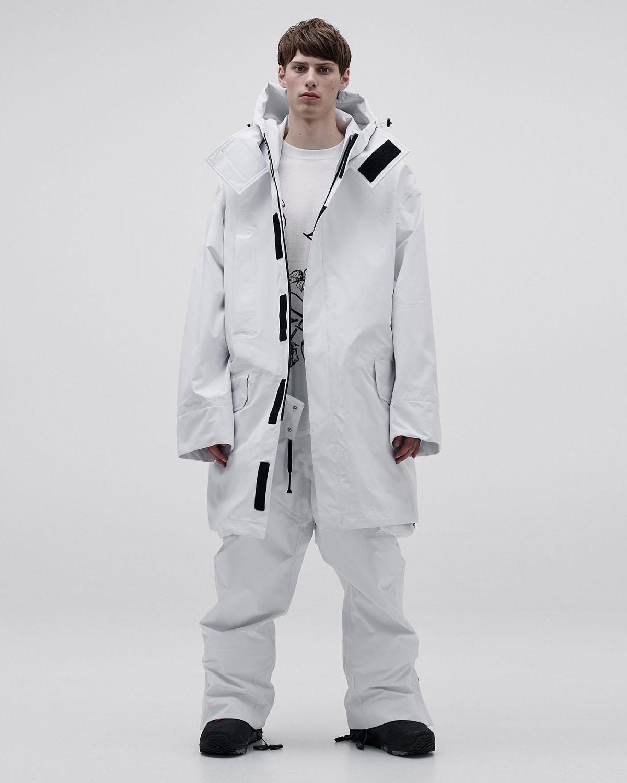 Raf Simons X Templa  - Men's Oversized Shell Ski Jacket