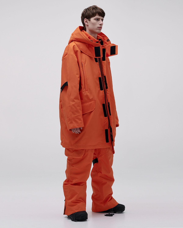 Raf Simons X Templa - Men's Wadded Ski Pant