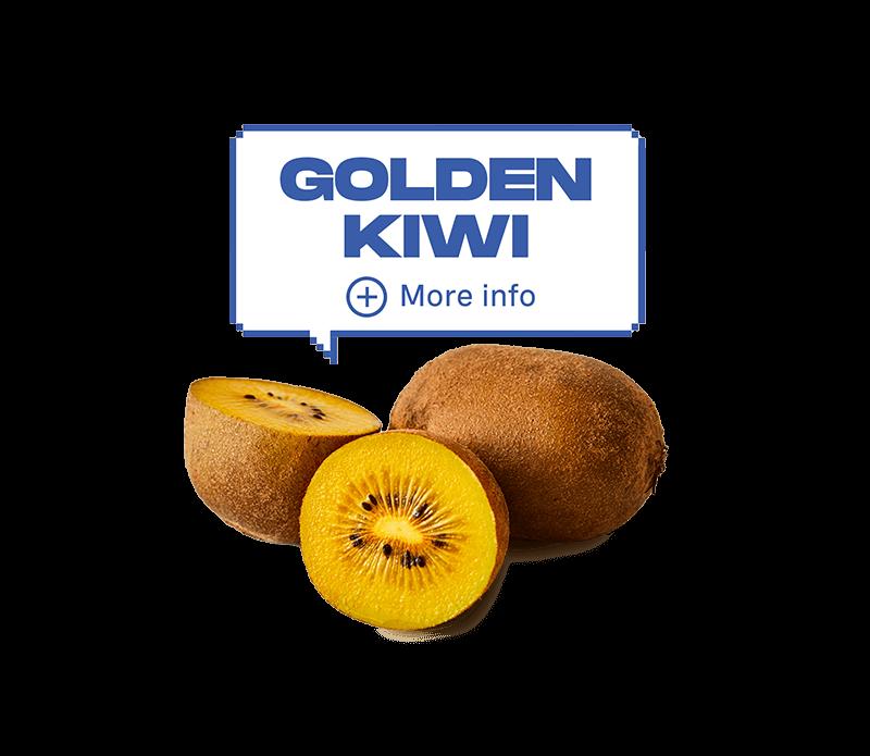 GOLDEN KIWI: MORE INFO