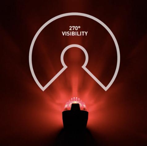Serfas Vulcan Rear Light 130 Lumens