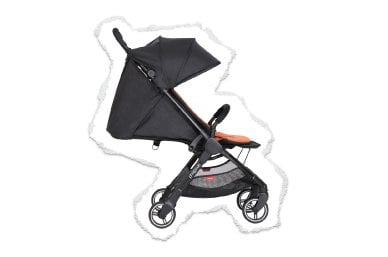 fabric sling seat that's newborn ready