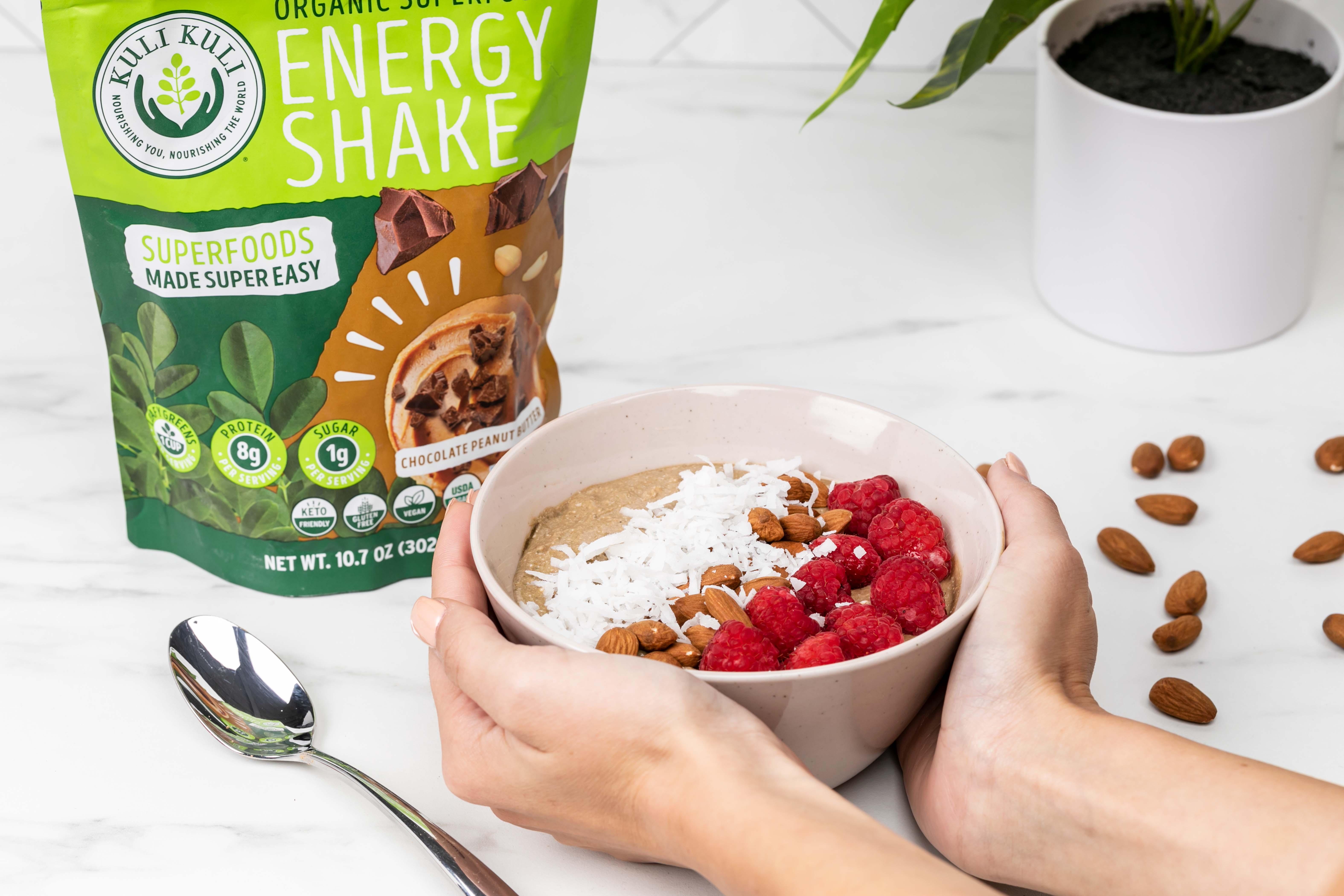 Organic Superfood Energy Shake