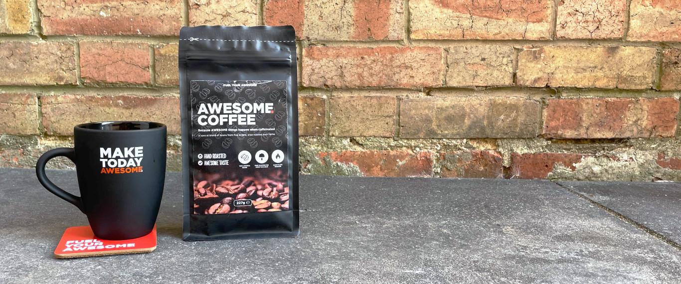 Awesome Coffee Bundle hero banner