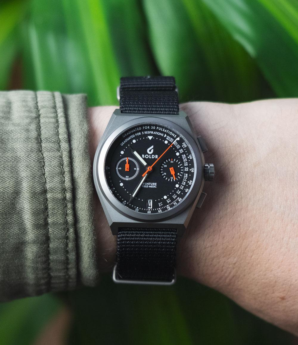 Field Medic Chronograph