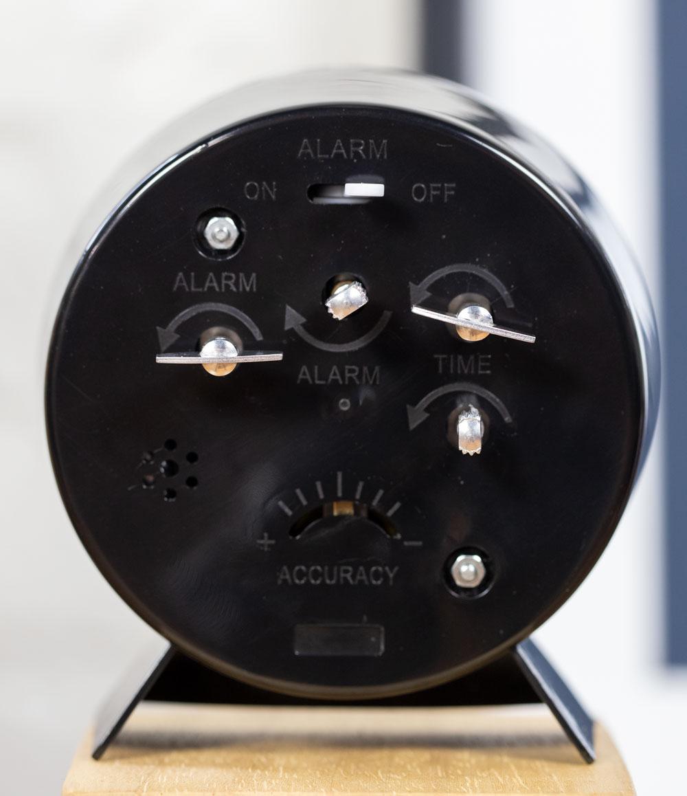 Mechanical Alarm Clock