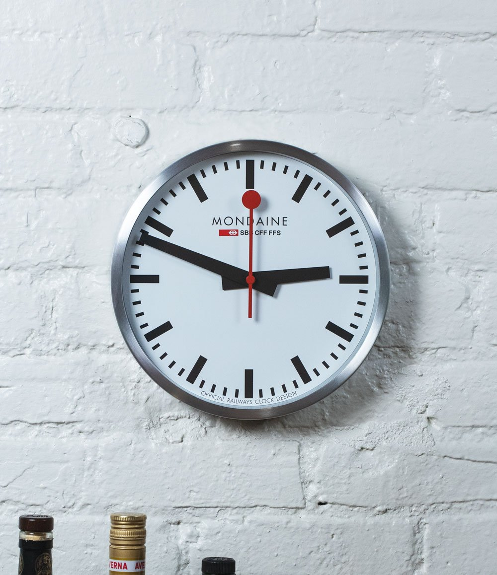 Stop2Go Smart Wall Clock
