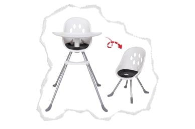 high chair to my chair mode!