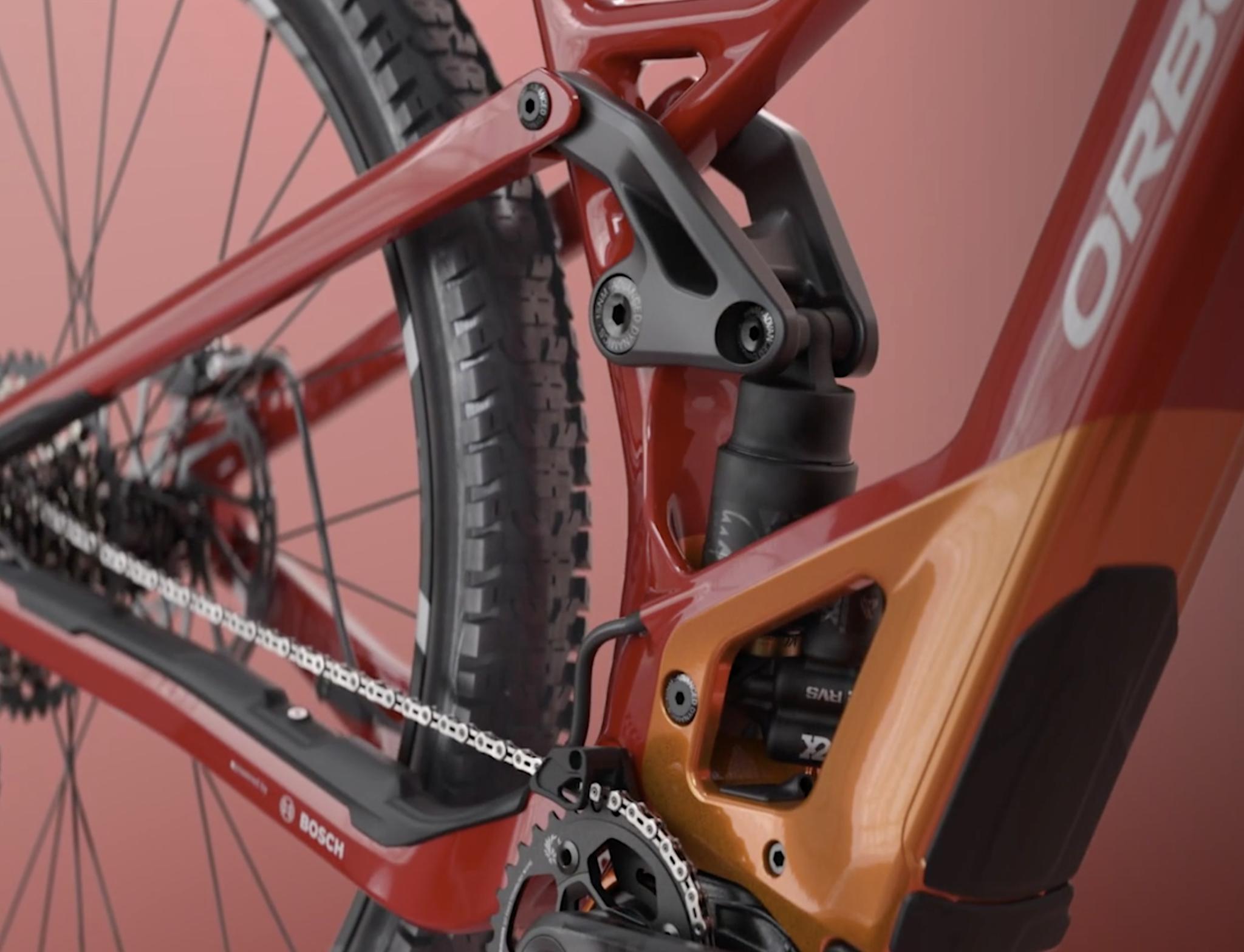 Orbea WILD FS H25 e-Mountain Bike - 2021