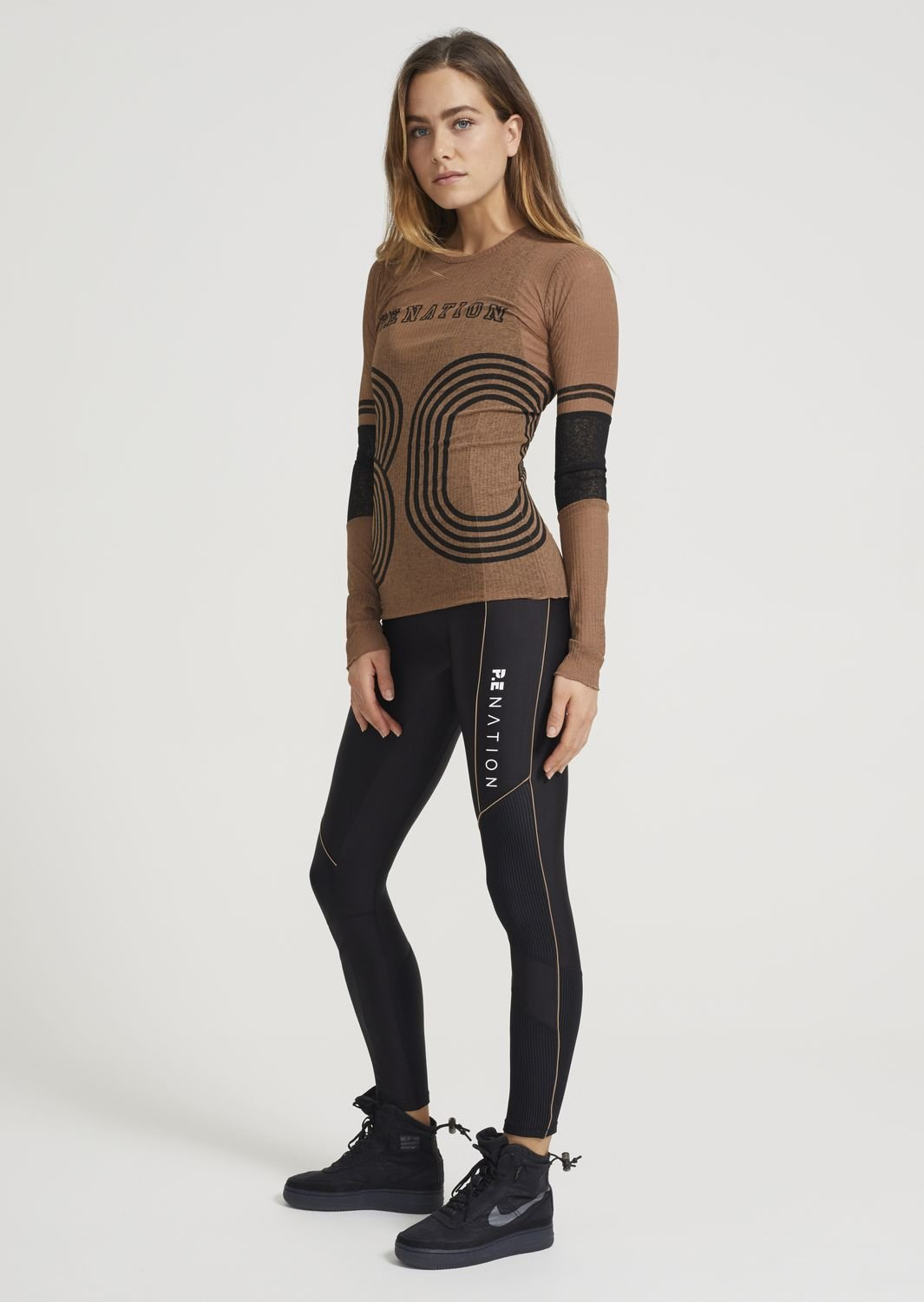 Women's Field Run LS Knit Top