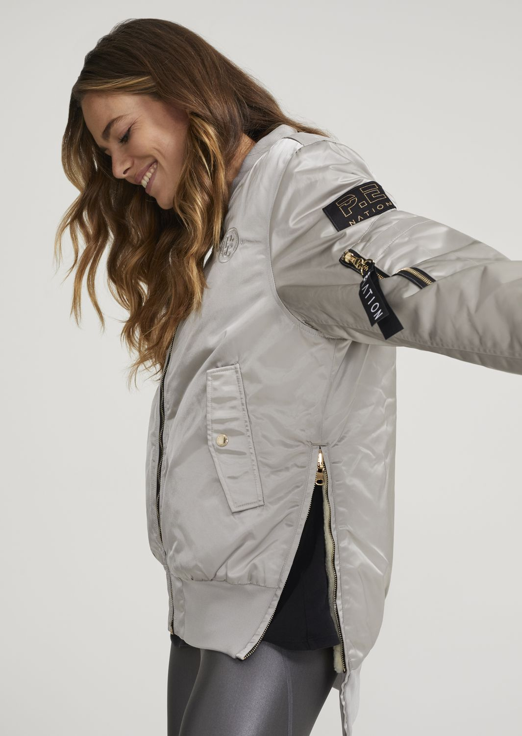 Women's Off Side Bomber Jacket